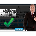"""Julito Gard poniendo """"los puntos sobre las íes"""""""