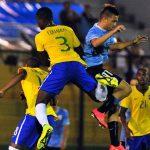 Así no se juega un Uruguay- Brasil