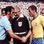 México '70, la sana costumbre de golpear brasileros.