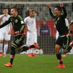 "México nos gana ""a la uruguaya"""