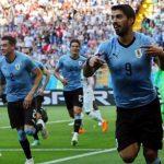 Uno x uno Uruguay-Arabia
